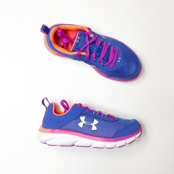 Under Armour Shoes | Nib Purple